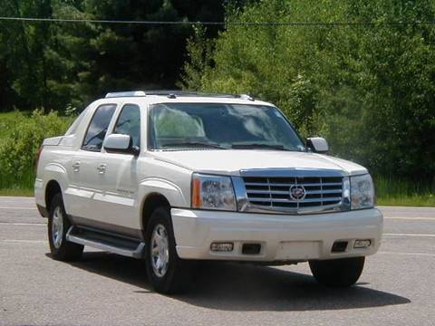 Floyds Auto Sales >> Used Cadillac Escalade EXT For Sale in Minnesota