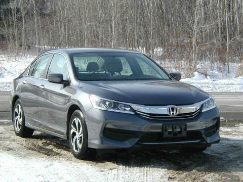 2017 Honda Accord for sale in Stillwater, MN