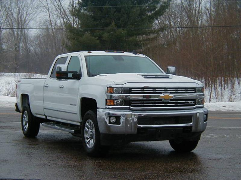Floyds Auto Sales >> 2018 Chevrolet Silverado 3500Hd 3500 HD LTZ In Stillwater