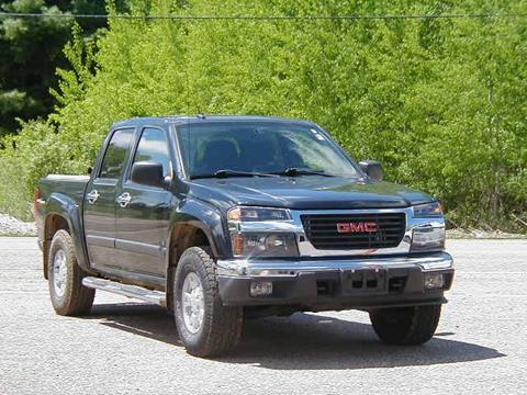2008 GMC Canyon for sale in Stillwater, MN