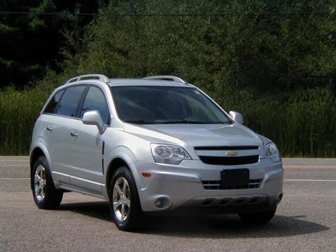 2012 Chevrolet Captiva Sport for sale in Stillwater, MN