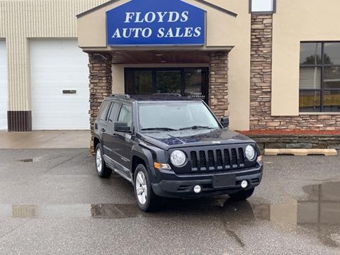 Patriot Auto Sales >> Jeep Patriot For Sale In Stillwater Mn Floyd S Auto Sales
