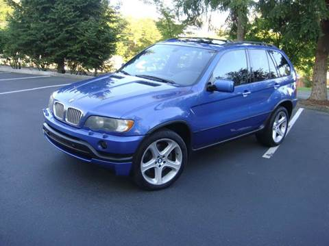 2003 BMW X5 for sale at Western Auto Brokers in Lynnwood WA