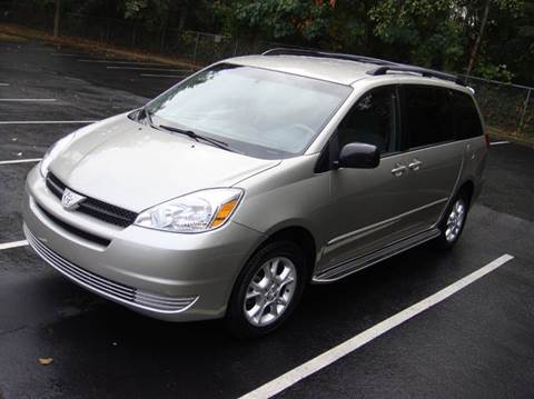 2005 Toyota Sienna for sale at Western Auto Brokers in Lynnwood WA