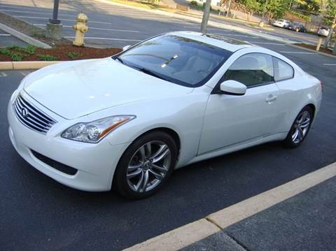 2008 Infiniti G37 for sale at Western Auto Brokers in Lynnwood WA