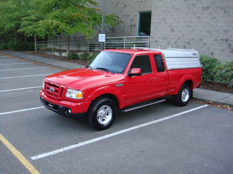 2011 Ford Ranger for sale at Western Auto Brokers in Lynnwood WA
