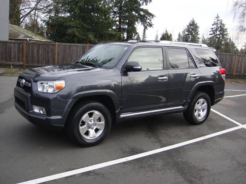 2013 Toyota 4Runner for sale at Western Auto Brokers in Lynnwood WA