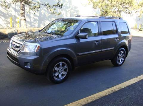 2011 Honda Pilot for sale at Western Auto Brokers in Lynnwood WA