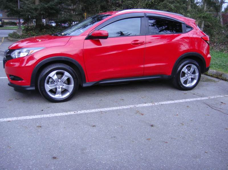 2017 Honda HR-V for sale at Western Auto Brokers in Lynnwood WA