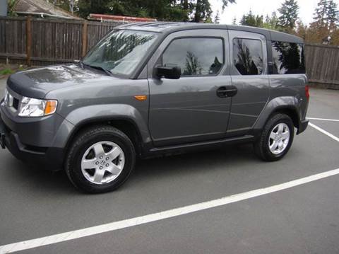 2011 Honda Element for sale at Western Auto Brokers in Lynnwood WA