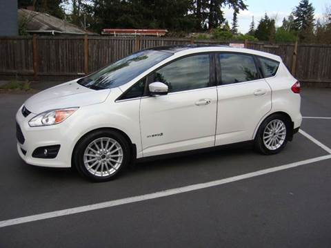 2015 Ford C-MAX Hybrid for sale in Lynnwood, WA