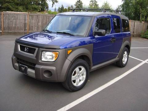2005 Honda Element for sale in Lynnwood, WA