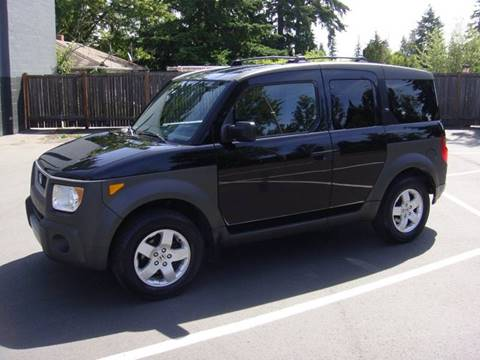 2004 Honda Element for sale in Lynnwood, WA