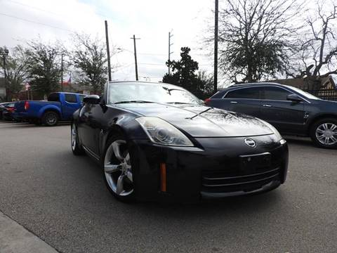nissan 350z for sale in houston tx. Black Bedroom Furniture Sets. Home Design Ideas