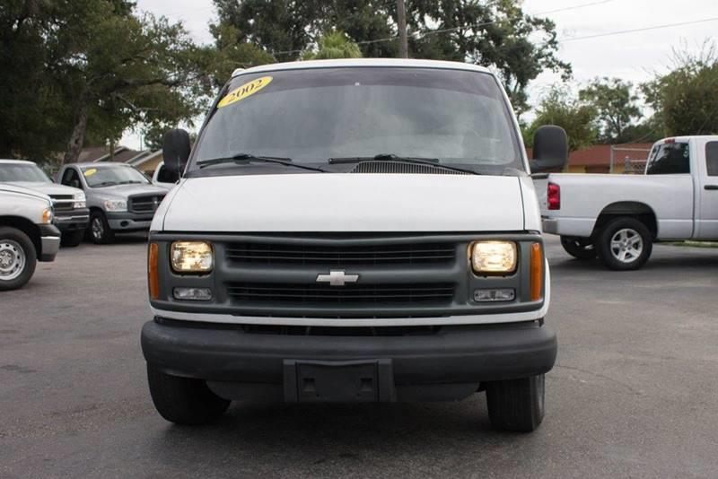 Chevrolet Express Cargo 2002 3500 3dr Van
