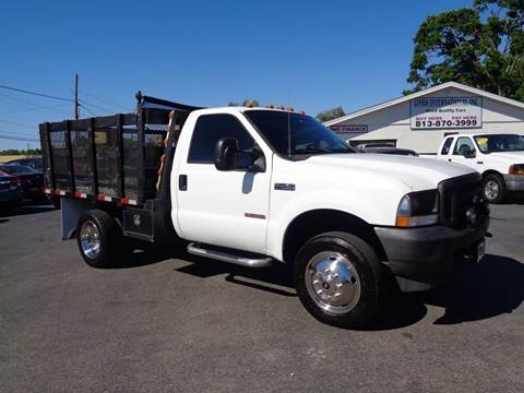 2004 Ford F-450 Super Duty for sale in Tampa, FL