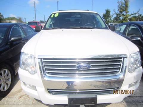 2010 Ford Explorer for sale in Columbia, SC