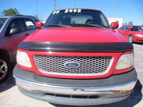 1999 Ford F-150 for sale in Columbia, SC