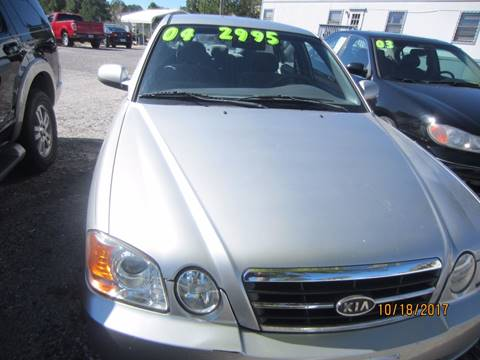 2004 Kia Optima for sale in Columbia, SC