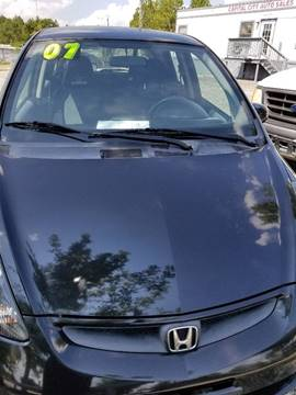 2007 Honda Fit For Sale In Columbia, SC