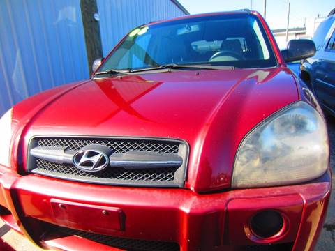 2006 Hyundai Tucson for sale in Columbia, SC