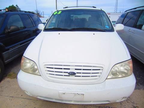 2003 Kia Sedona for sale in Columbia, SC