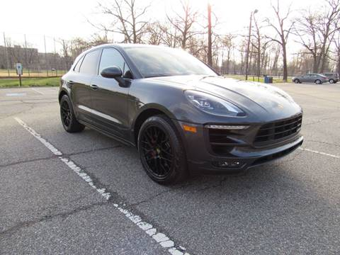 2018 Porsche Macan for sale at International Motor Group LLC in Hasbrouck Heights NJ