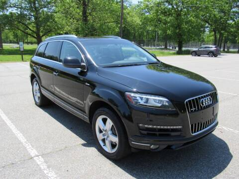 2015 Audi Q7 for sale at International Motor Group LLC in Hasbrouck Heights NJ