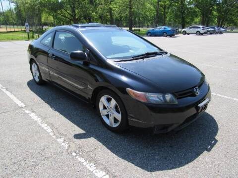 2008 Honda Civic for sale at International Motor Group LLC in Hasbrouck Heights NJ