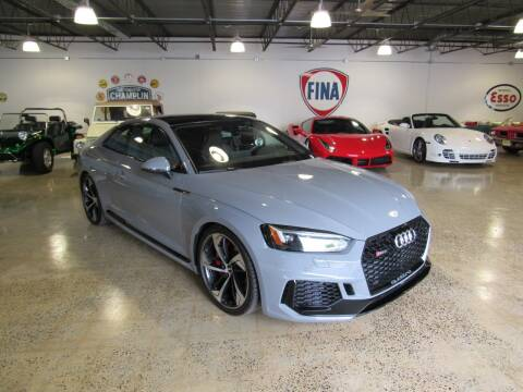 2018 Audi RS 5 for sale at International Motor Group LLC in Hasbrouck Heights NJ