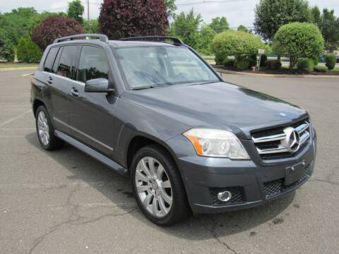 2010 Mercedes-Benz GLK for sale at International Motor Group LLC in Hasbrouck Heights NJ