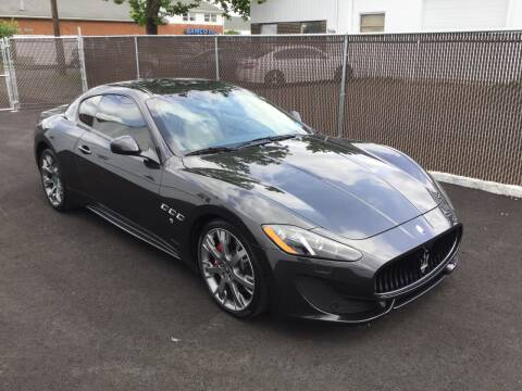 2013 Maserati GranTurismo for sale at International Motor Group LLC in Hasbrouck Heights NJ