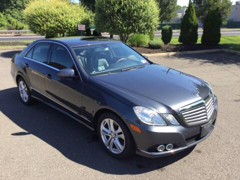2010 Mercedes-Benz E-Class for sale at International Motor Group LLC in Hasbrouck Heights NJ
