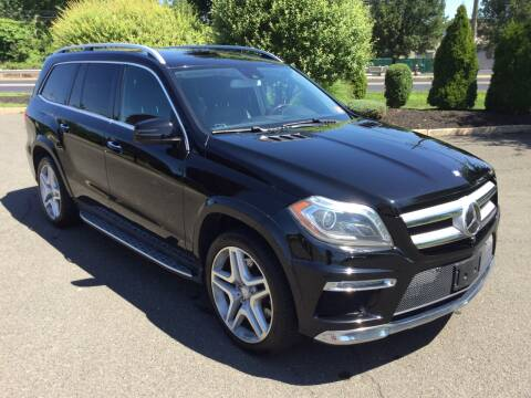 2013 Mercedes-Benz GL-Class for sale at International Motor Group LLC in Hasbrouck Heights NJ