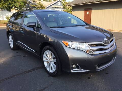 2015 Toyota Venza for sale at International Motor Group LLC in Hasbrouck Heights NJ
