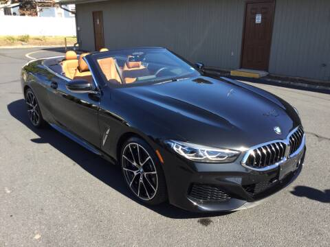 2019 BMW 8 Series for sale at International Motor Group LLC in Hasbrouck Heights NJ