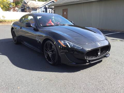 2017 Maserati GranTurismo for sale at International Motor Group LLC in Hasbrouck Heights NJ