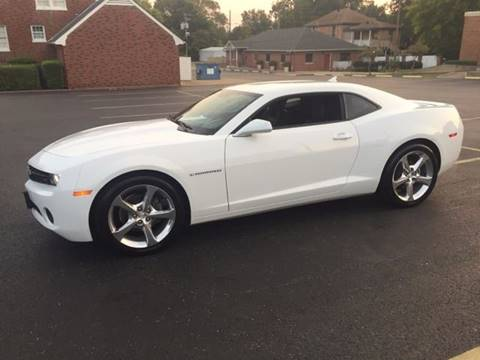 2013 Chevrolet Camaro for sale in Marshall, TX
