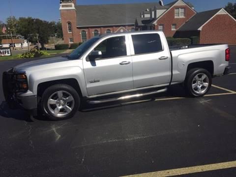 2014 Chevrolet Silverado 1500 for sale in Marshall, TX