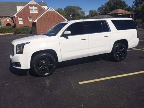 2015 GMC Yukon XL for sale in Marshall, TX