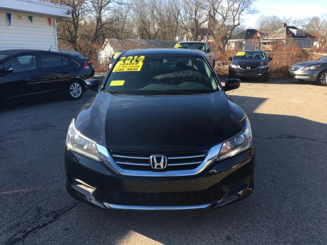 2014 Honda Accord for sale at Z Best Auto Sales in North Attleboro MA