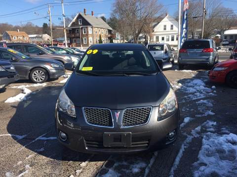 2009 Pontiac Vibe for sale in North Attleboro, MA