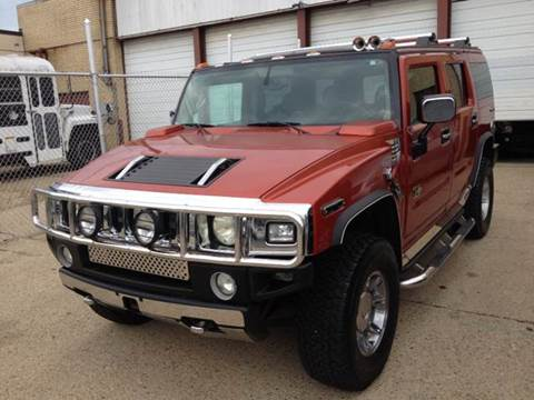 2003 HUMMER H2 for sale at Lo's Auto Sales in Cincinnati OH