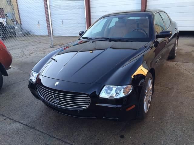 2006 Maserati Quattroporte for sale at Lo's Auto Sales in Cincinnati OH