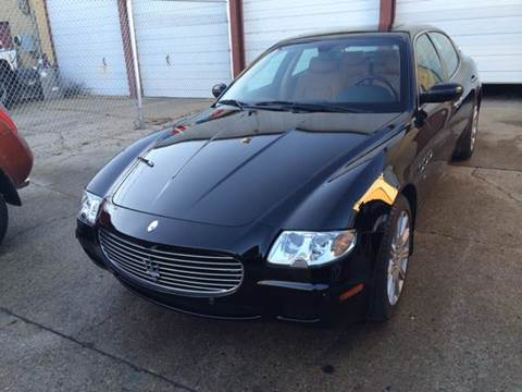 2006 Maserati Quattroporte for sale at Lo's Auto Sales in Cincinnati OH