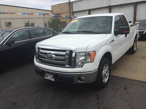 2009 Ford F-150 for sale at Lo's Auto Sales in Cincinnati OH