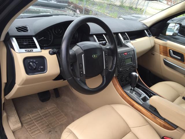 2006 Land Rover Range Rover Sport HSE 4dr SUV 4WD - Cincinnati OH