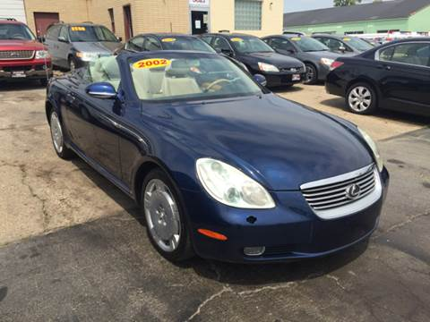 2002 Lexus SC 430 for sale at Lo's Auto Sales in Cincinnati OH
