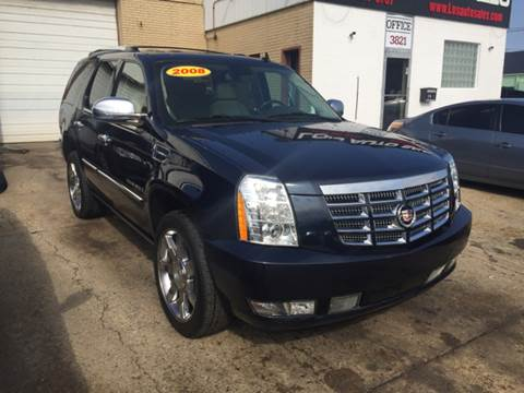 2008 Cadillac Escalade for sale at Lo's Auto Sales in Cincinnati OH