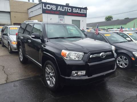 2010 Toyota 4Runner for sale at Lo's Auto Sales in Cincinnati OH